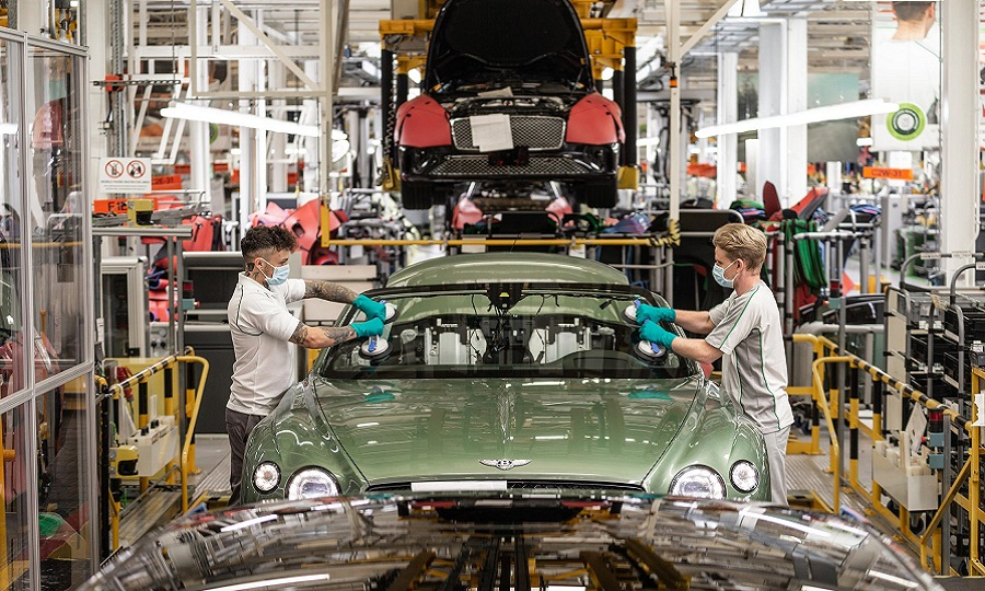 Production Restart Timings For European Auto Factories