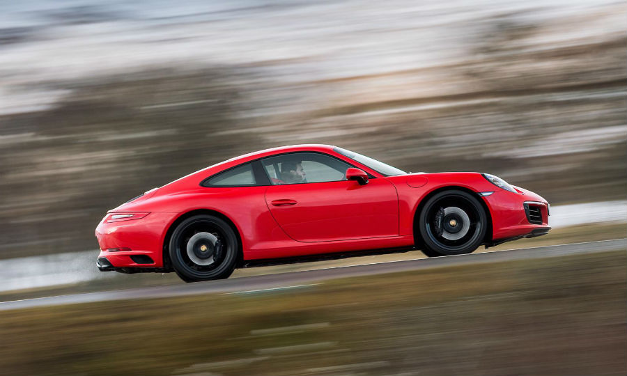 Porsche's EV push won't include battery-powered 911