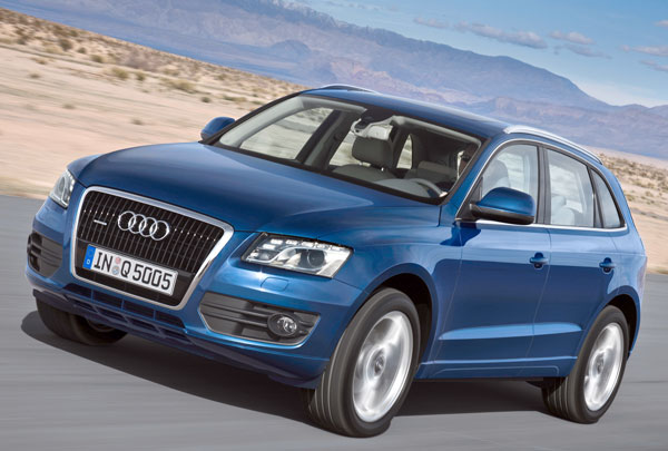 Build Audi Q5 >> Audi Will Build Q5 In China Sources