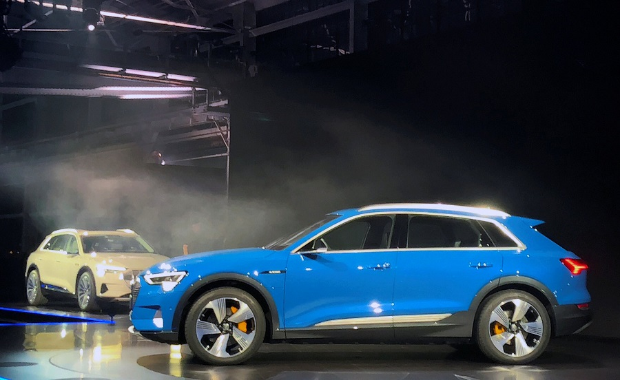 Audi Packs E Tron Ev With Interconnected Features