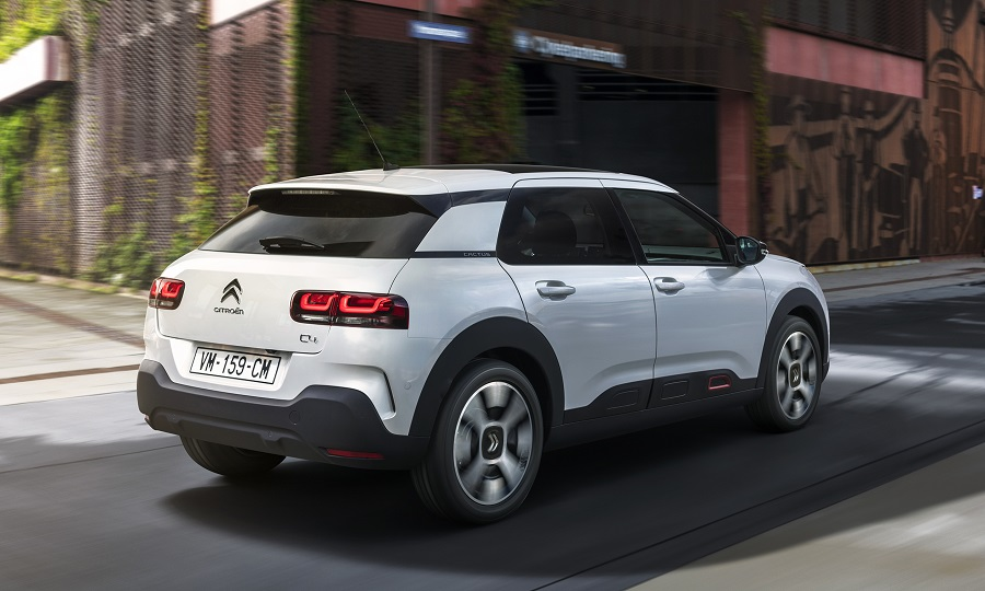 Citroen C4 Cactus >> Citroen C4 Cactus Successor To Get Battery Power