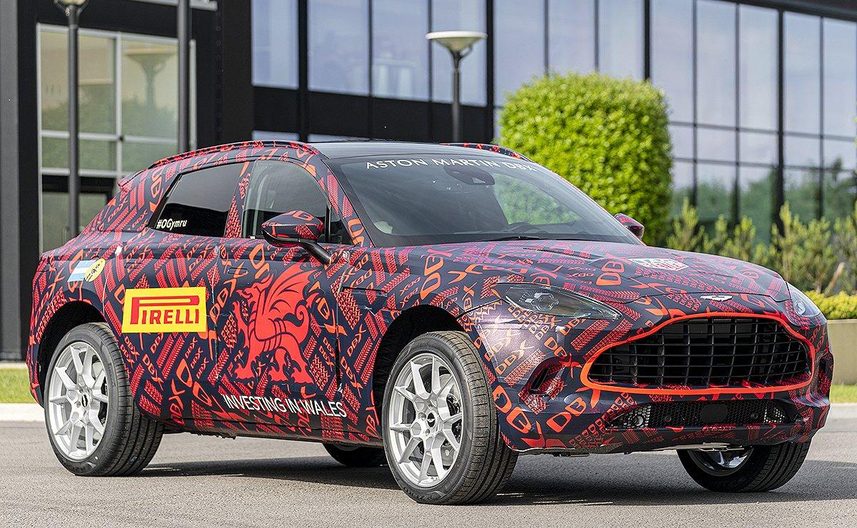 Aston Martin Dbx Has Similar Retail Price To Bentley Bentayga