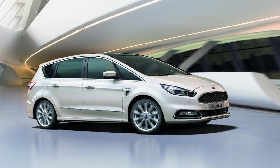 Ford S S Max Galaxy Minivans Will Get Hybrid Options