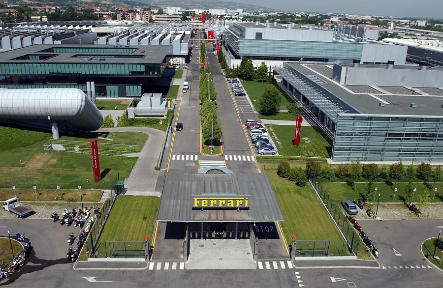 Ferrari To Pilot Employee Screening