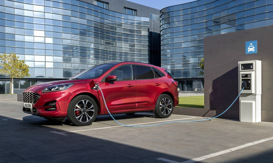 Why plug-in hybrids are poised to rescue automakers from emissions pain