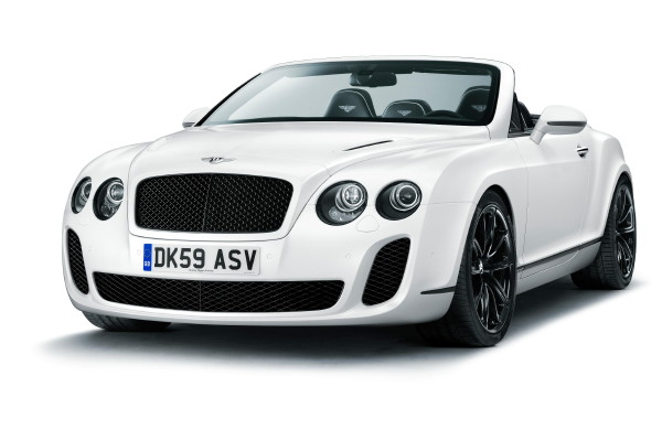 Bentley to add flex-fuel capability to all Continentals