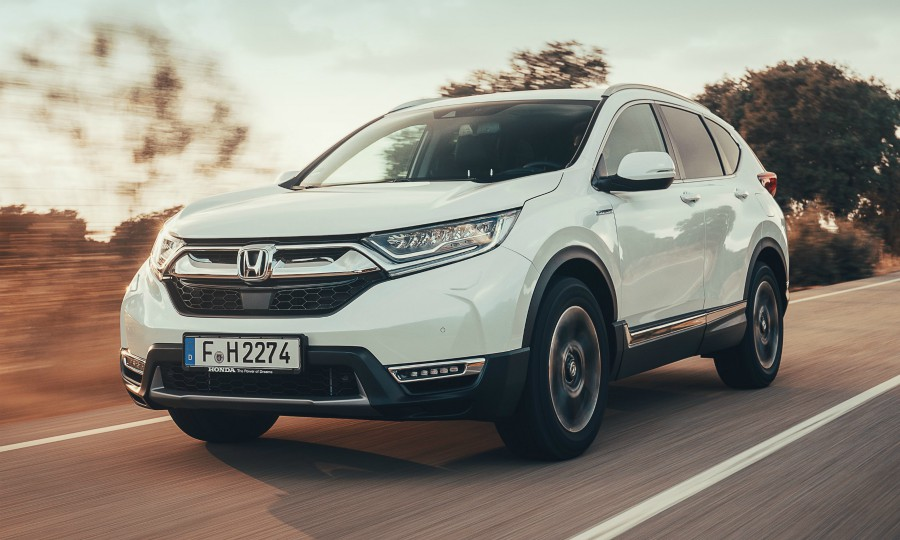 Honda Thinks The Cr V Hybrid Will Account For Half Of 60 000 Annual S Predicted New Crossover Across Europe And Gradually Overtake