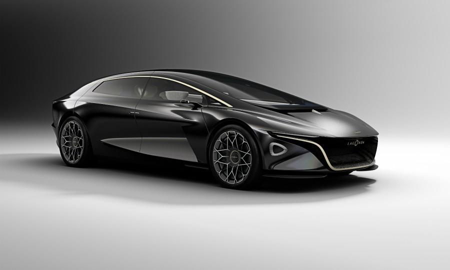 Aston Martin Ceo Palmer Seeks Ferrari Like Earnings Following Ipo