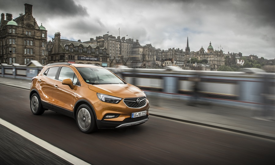 PSA will build Opel SUV at French factory