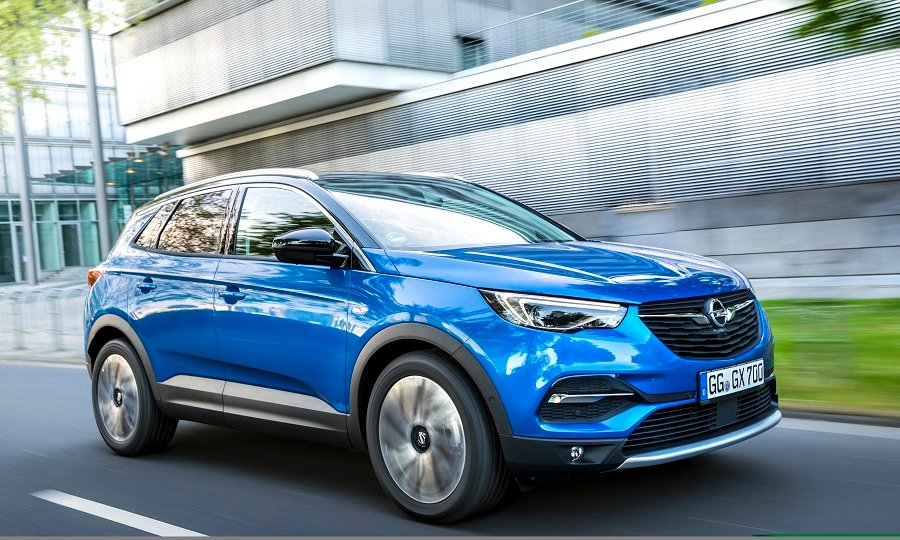 Opel Vauxhall Will Launch Electric Suv And Van In 2020