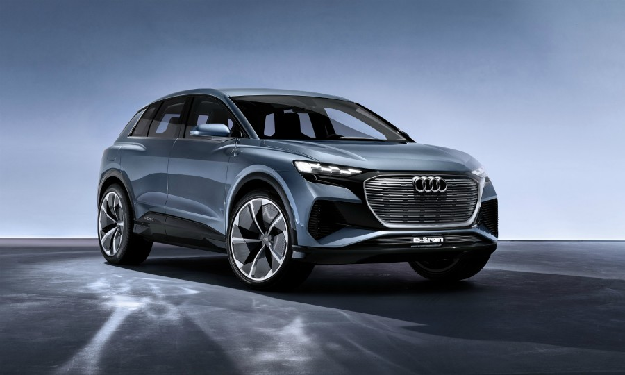 Build An Audi >> Audi Will Build Electric Q4 In China Report Says