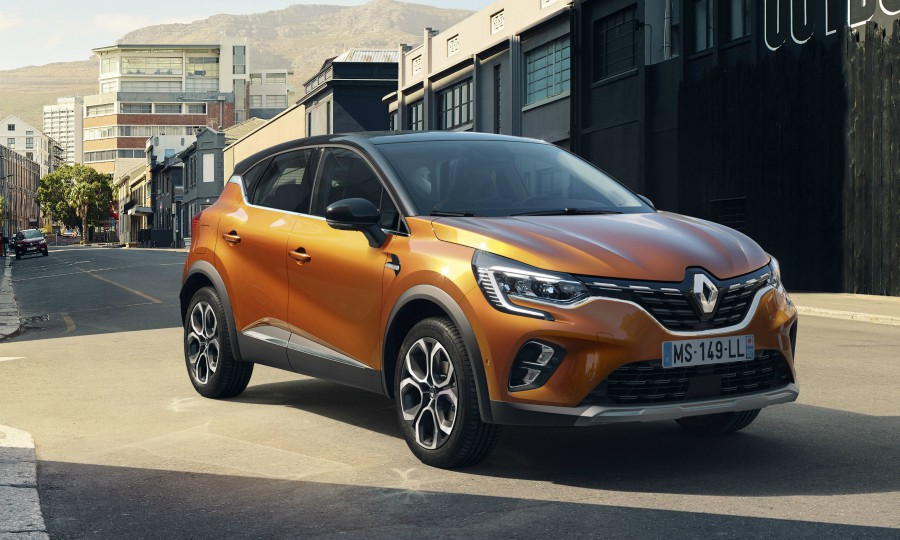 Renault Captur to offer brand's first plug-in hybrid
