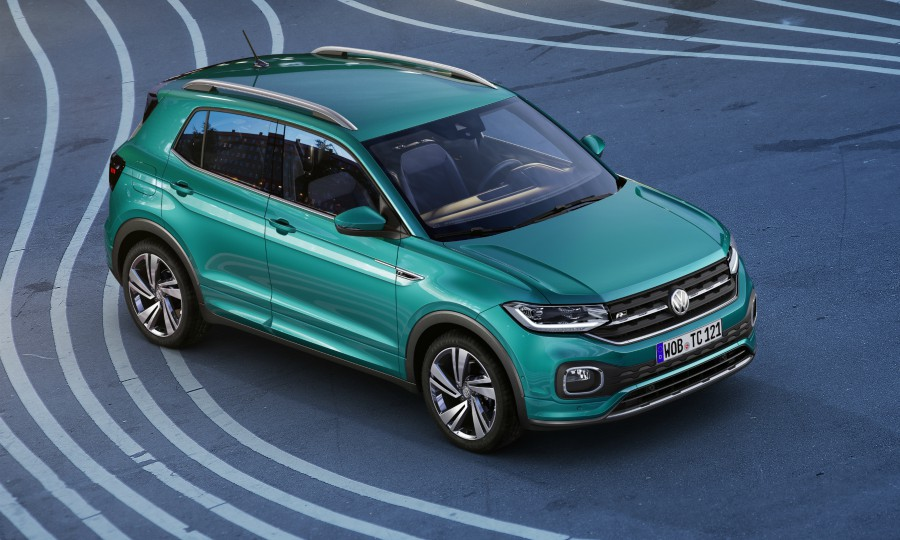 Key New Models That Could Drive European S This Year Include The Vw T Cross Shown Renault Clio And Mercedes Benz Glb