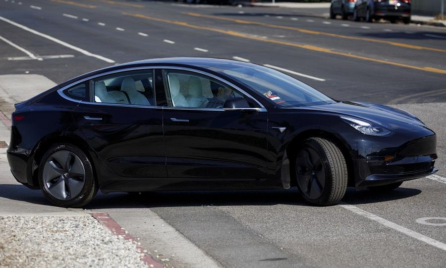 Tesla Model 3 outsells German sedan rivals in Europe