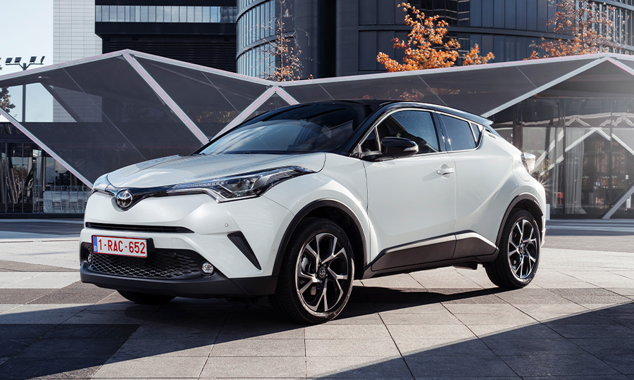 Toyota Will Its First Ev Next Year When It Launches A Battery Ed Version Of The C Hr In China Non Shown That Driven Vehicle