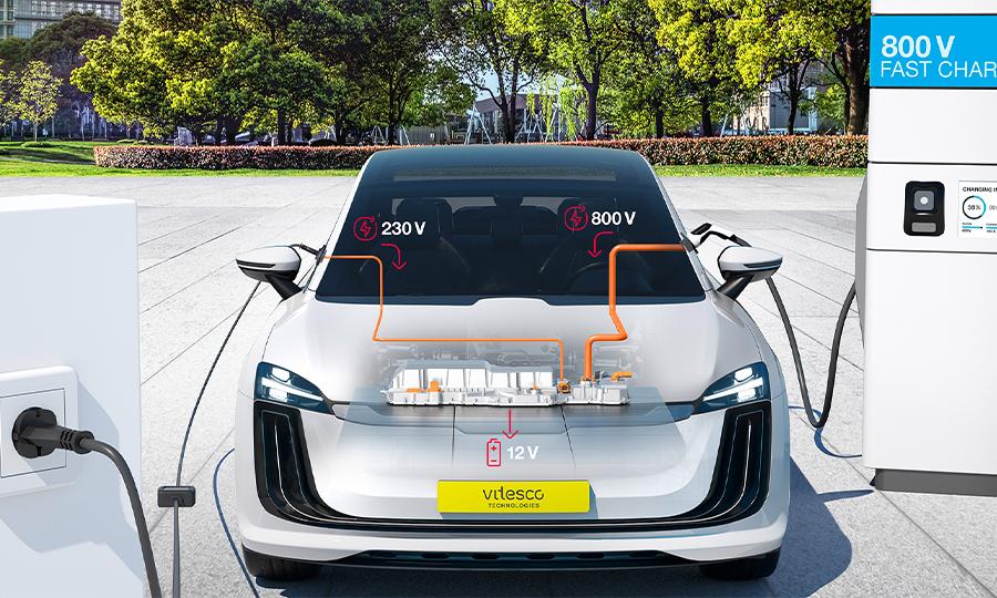 Vitesco charging solution