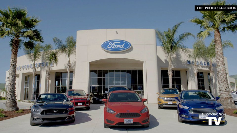 Ford Suspends Dividend Withdraws 2020 Financial Guidance