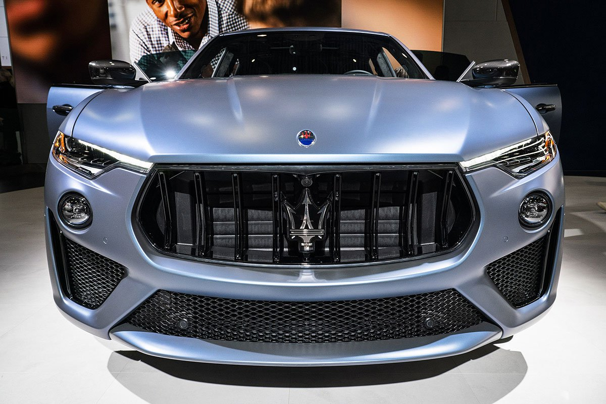 2020 Car Show.Maserati Will Not See Profits Until After Product Offensive