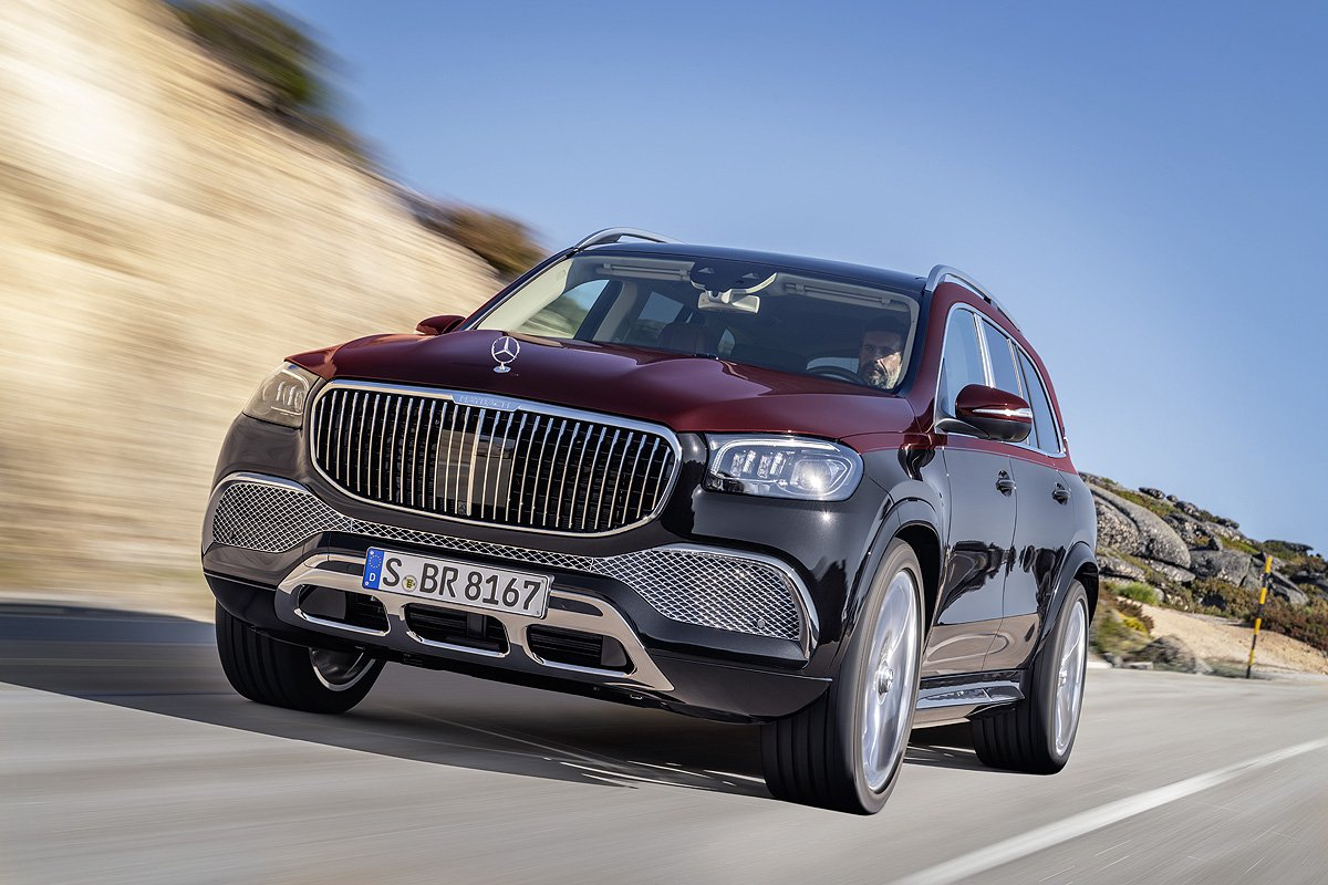 Mercedes adds Maybach GLS as SUV flagship