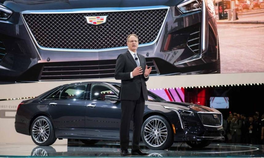 Vw Of America >> Vw Of America Hires De Nysschen As Coo