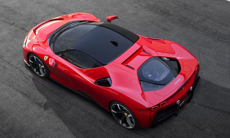 Ferrari's 986-hp SF90 Stradale sets new high mark for power