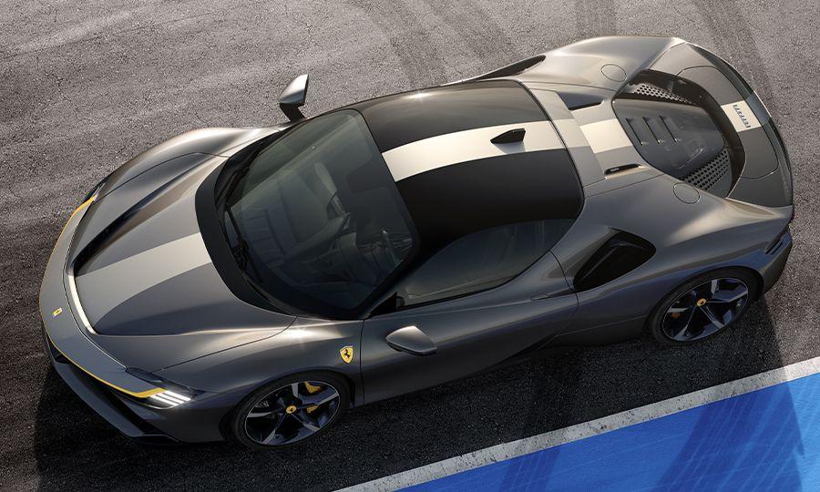 Ferrari S 986 Hp Sf90 Stradale Sets New High Mark For Power