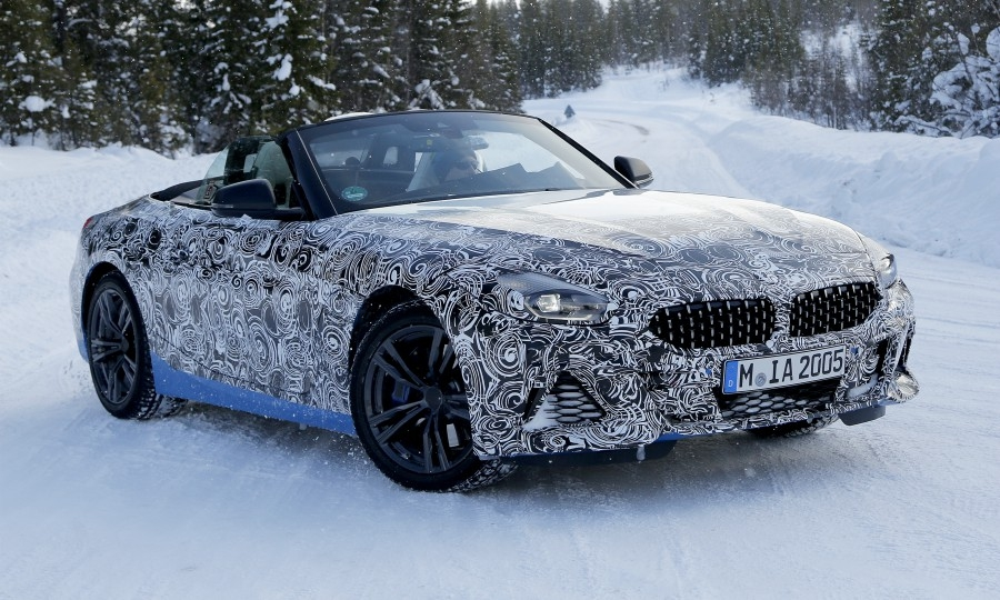 Magna Steyr Will Build Bmw Toyota Sports Cars