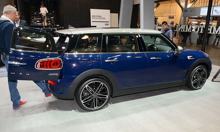 mini tries to go maxi without losing fans who saved brand