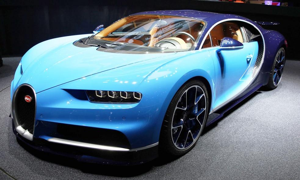 Bugatti Chiron 'ready for a new world speed record'
