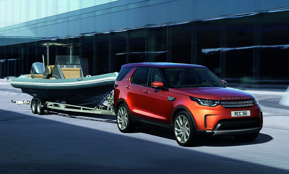 JLR will cut more UK jobs as it moves Discovery output to