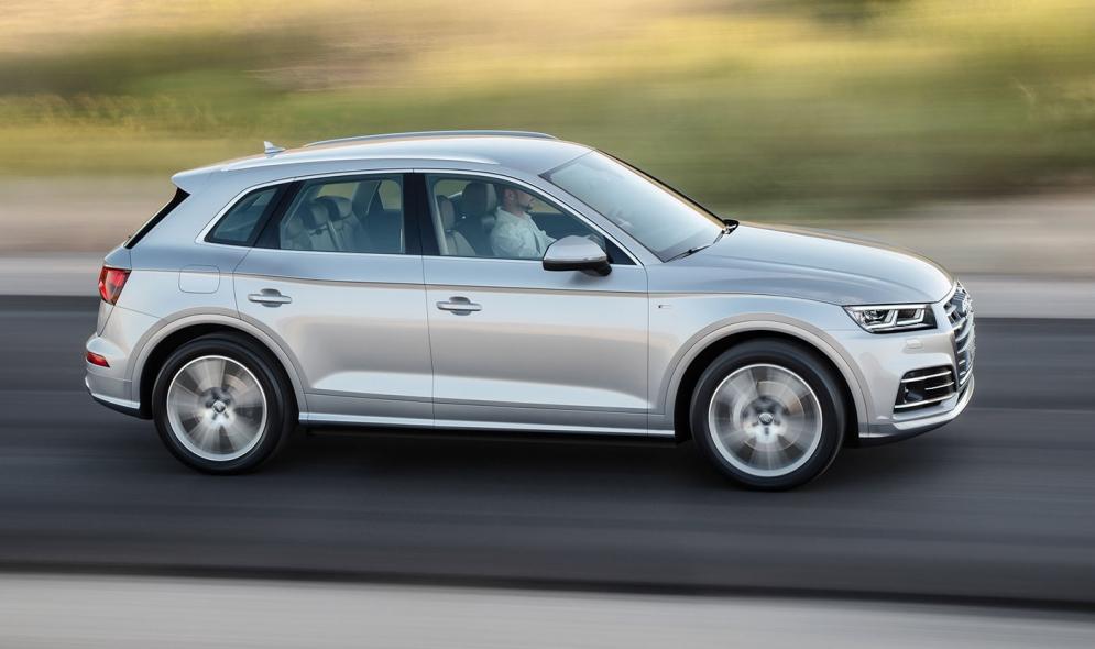 Build Audi Q5 >> Audi Opens Mexico Plant To Build Q5