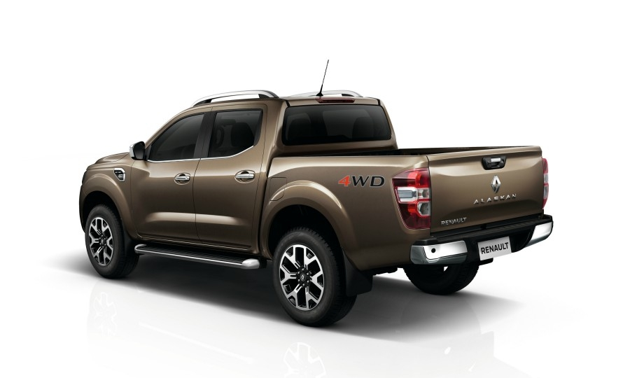 Renault Alaskan Shows How Europe S Pickup Segment Is Going Upscale