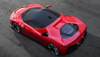 Ferrari shunned electrification until it launched the SF90 Stradale plug-in hybrid in 2019.