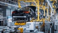 Mercedes C-Class production Bremen