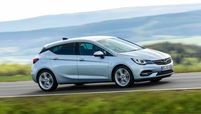 The Astra ranked ninth in European sales last year in the mainstream compact segment. The current model is shown.