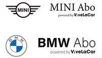 ViveLaCar car subscription graphic with BMW and Mini