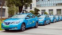 WeRide robotaxi fleet in China