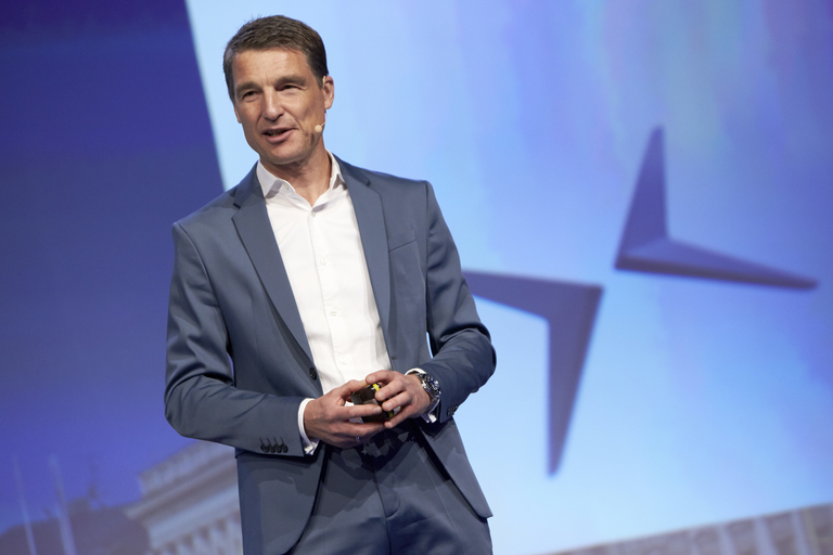 Polestar CEO outlines Volvo subsidiary's role in electrifying industry