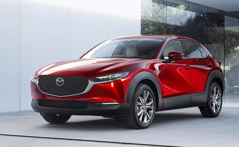 How Mazda tailored the CX-30 to European tastes