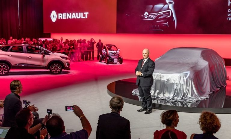 Renault names new CEO of key Russia region