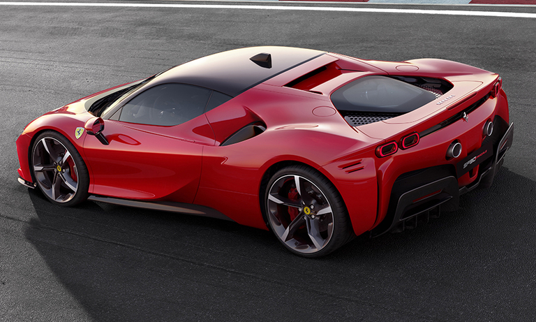 How Ferrari increased European sales in pandemic year