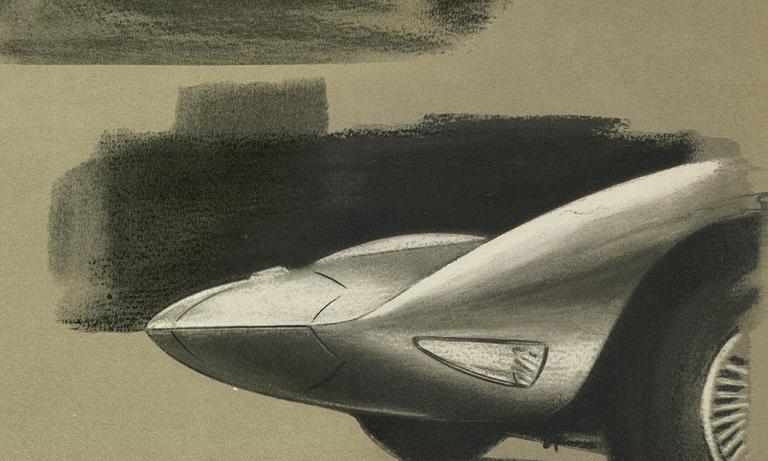 Design legend Giugiaro reveals a 56-year-old secret
