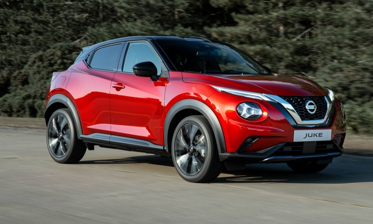 Nissan boosts Juke's 'dynamic performance'