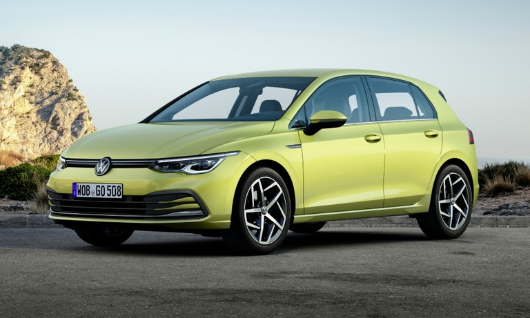 VW goes digital with new Golf