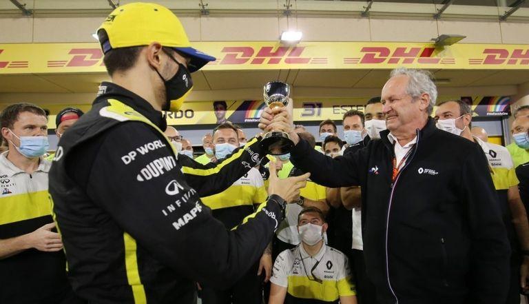 Renault Sport Racing boss Stoll to retire