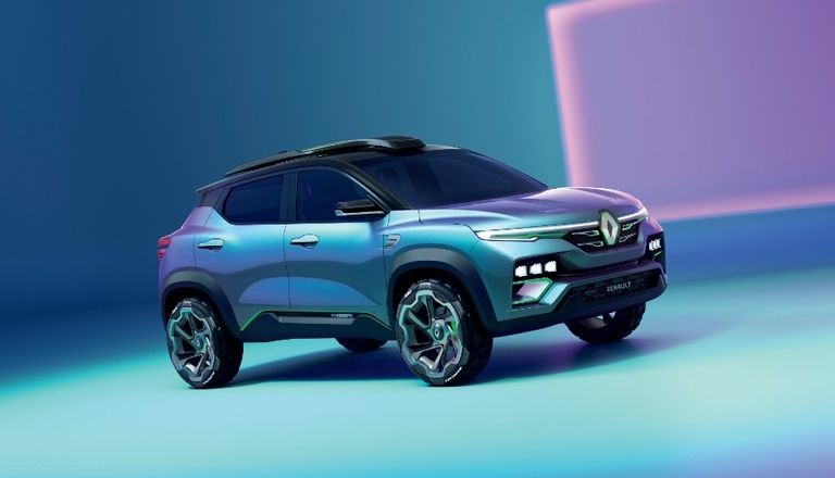 Renault moves upmarket in India with Kiger small SUV