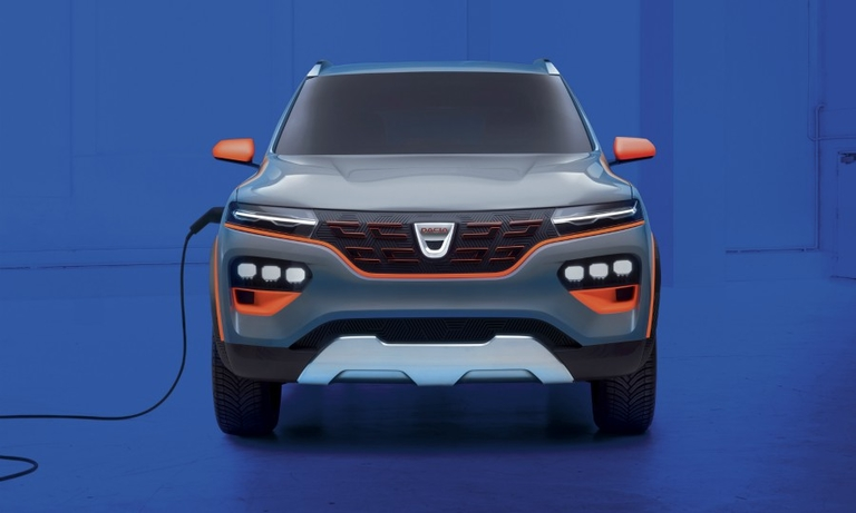 Dacia prepares to launch first EV with Spring mini-SUV