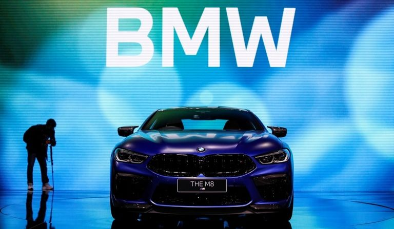 BMW posts first quarterly loss since 2009