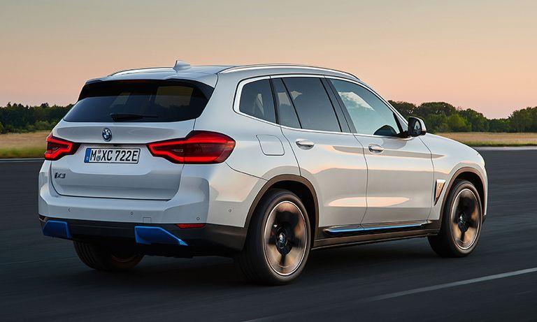 BMW starts EV offensive with iX3