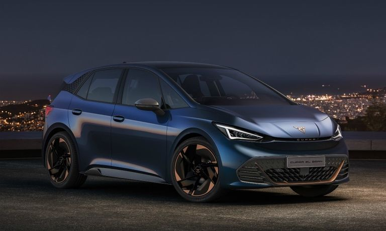 VW Group's first hot compact EV to be launched by Cupra brand